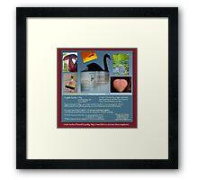 http://www.blurb.co.uk/b/2465070-fifty#author-bookshelf Framed Print