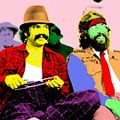 Cheech &amp; Chong by ishbar
