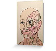 Headache Greeting Card