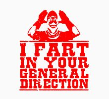 I Fart In Your General Direction T Shirts, Stickers and Other Gifts Monty Python's T-Shirt