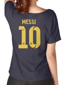 Messi Women's Relaxed Fit T-Shirt