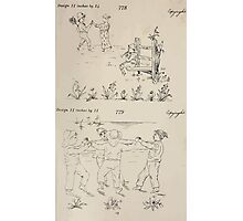 Briggs & Company Patent Transferring Papers Kate Greenaway 1886 0235 Photographic Print