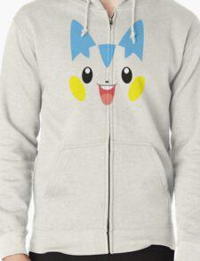 Pokemon - Pachirisu Zipped Hoodie
