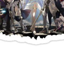 Fire Emblem if / Fates - Hoshido vs Nohr Sticker