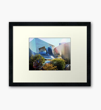 Disney Theater 0595 Framed Print