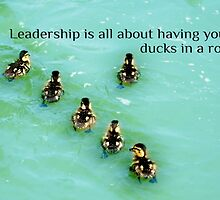 Leadership by Darlene Lankford Honeycutt