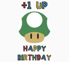 Happy Birthday - one UP Kids Clothes