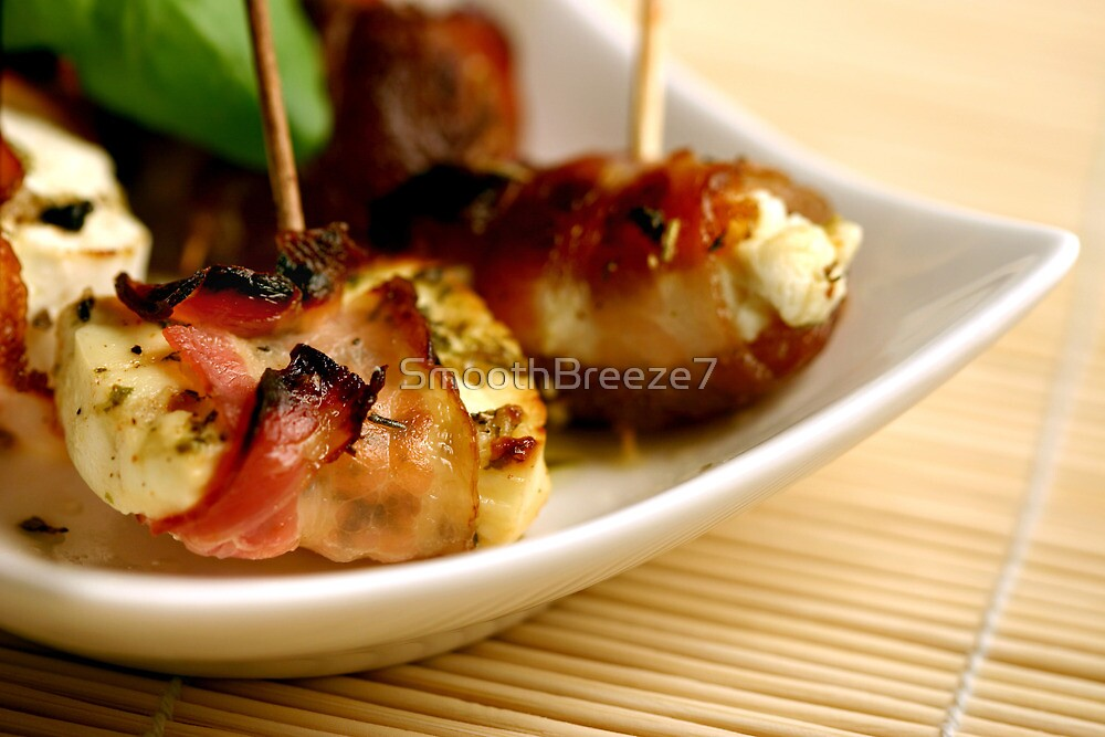 Bacon And Cheese 4 Fingerfood by SmoothBreeze7