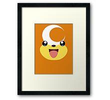Pokemon - Teddiursa / Himeguma Framed Print