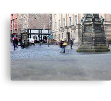 Edinburgh's Royal Mile  Metal Print