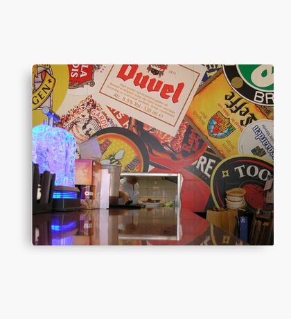 East End Brewery Canvas Print