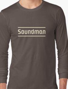 Vintage Soundman Long Sleeve T-Shirt