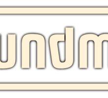 Vintage Soundman Sticker