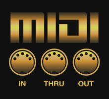 Midi Gold by kennyn