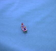 Lone Sailor by Deanna Roberts Think in Pictures