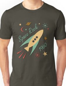 Space Rock 1960 Unisex T-Shirt