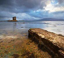 Castle Aaaaggh by Jeanie