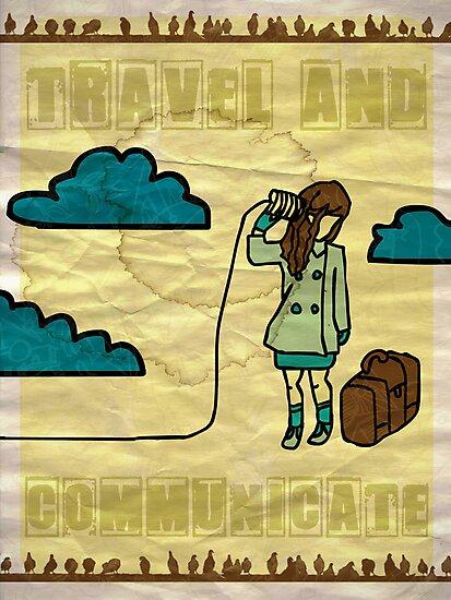 Travel and communicate... by buyart