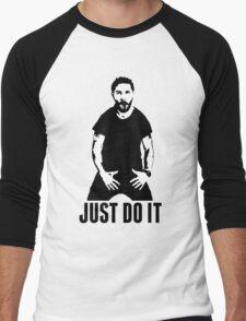 JUST DO IT - Shia LaBeouf Men's Baseball ¾ T-Shirt