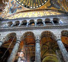 Hagia Sophia - Basilica di Santa Sofia by mmarco1954