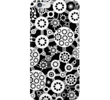 Ecosystem - White on Black iPhone Case/Skin