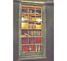 Books, Books, Books. Photographic Print