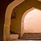 Knowledge is the Key - Oman  by Joel  Staples