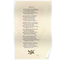 LIttle Ann and Other Poems by Jane and Ann Taylor art Kate Greenaway 1883 0065 Mischief Poster