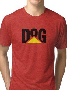DOGERPILLAR Tri-blend T-Shirt