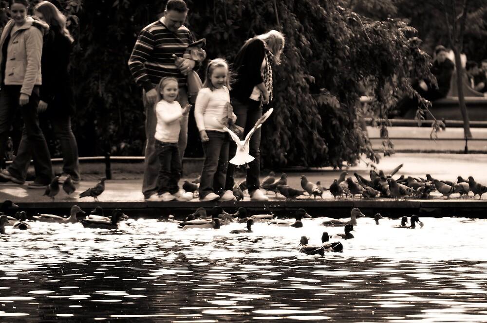The joys of childhood by rickvohra