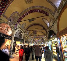 Grand Bazaar by mmarco1954