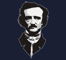 Edgar Alan Poe Kids Tee