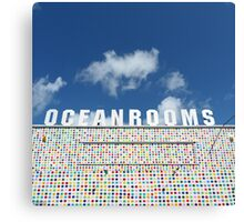 Ocean Rooms Canvas Print