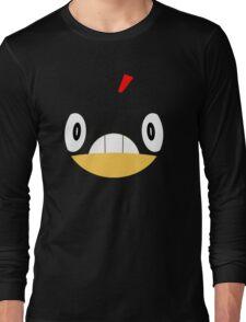 Pokemon - Scraggy / Zuruggu Long Sleeve T-Shirt