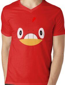 Pokemon - Scraggy / Zuruggu Mens V-Neck T-Shirt