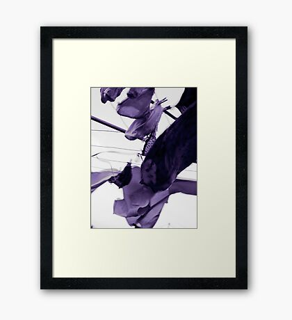 Smalls in the Wind Framed Print
