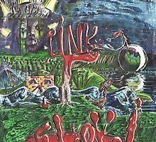pink floyd  by Matthew Scotland