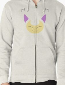Pokemon - Skitty / Eneko Zipped Hoodie