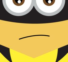 minion wolverine Sticker