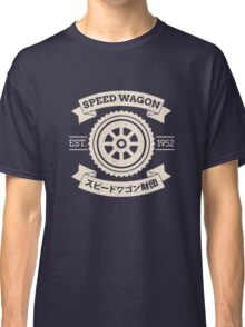 SPW - Speed Wagon Foundation [Cream] Classic T-Shirt