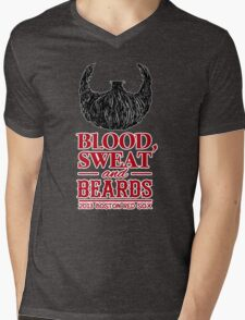 Blood, Sweat and Beards Mens V-Neck T-Shirt