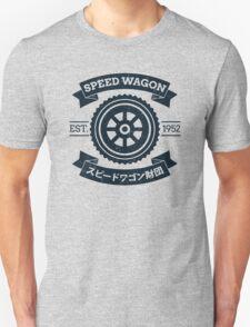 SPW - Speed Wagon Foundation [Navy] Unisex T-Shirt