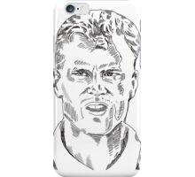 Dennis Bergkamp - Arsenal Invincible iPhone Case/Skin