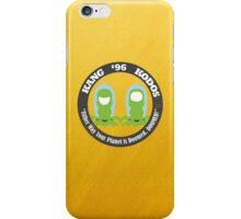 Vote Kang - Kodos '96 — Sticker iPhone Case/Skin