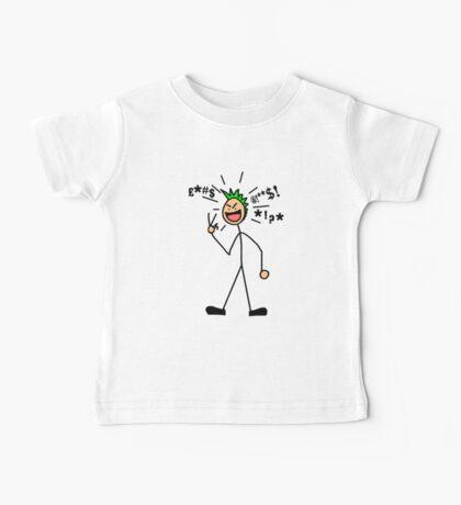 Mohawk Baby Tee