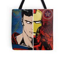 MARVEL VS DC Tote Bag