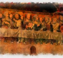 Last Supper by Pierre Blanchard by esotericaart
