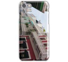 Old San Juan's Colorful Casas iPhone Case/Skin