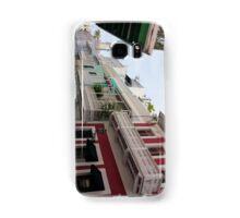 Old San Juan's Colorful Casas Samsung Galaxy Case/Skin