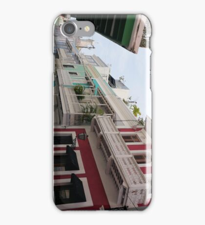 Old San Juan's Colorful Casas iPhone Case/Skin
